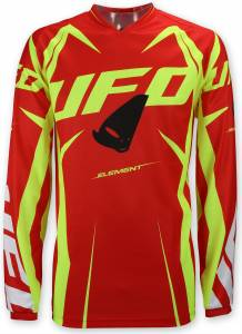 2017 UFO Element Jersey - Red Yellow
