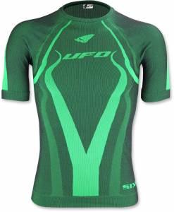 UFO Camo Short Sleeved Motocross Undershirt