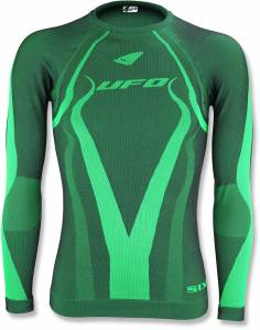 UFO Camo Long Sleeved Motocross Undershirt
