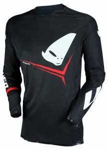 Slim Egon Black MX Jersey