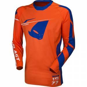 UFO Slim Sharp Orange Motocross Jersey