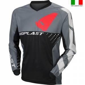 UFO Division Black Motocross Jersey