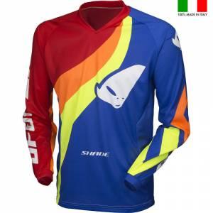 UFO Shade Blue Motocross Jersey
