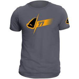 UFO Since 77 Grey T-Shirt