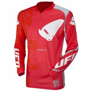 UFO Indium Red Motocross Jersey