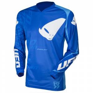 UFO Indium Blue Motocross Jersey