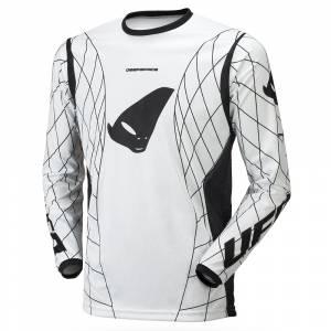UFO Deepspace White Motocross Jersey
