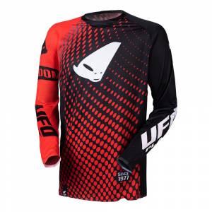 UFO Slim Radom Red Motocross Jersey
