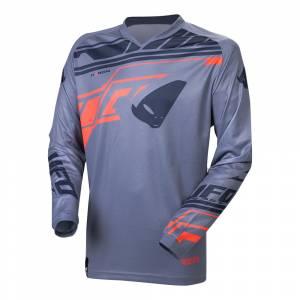 UFO Heron Blue Motocross Jersey