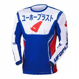 UFO Takeda Blue Red Motocross Jersey