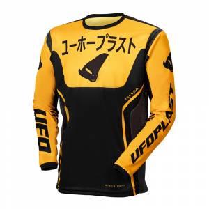 UFO Takeda Yellow Motocross Jersey