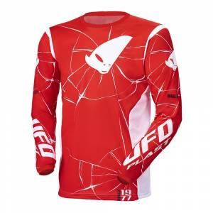 UFO Bullet Red Motocross Jersey