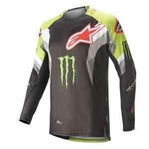 Alpinestars Techstar Monster Eli Tomac Motocross Jersey