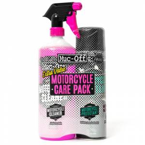 Muc-Off Motorcycle Care Duo Kit