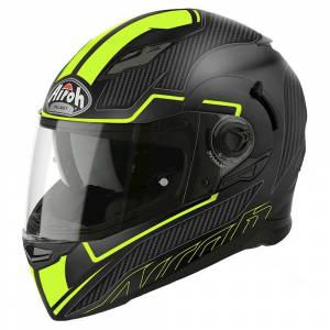 Airoh Movement S Faster Yellow Full Face Helmet