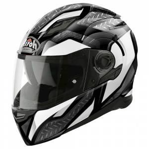 Airoh Movement S Steel White Full Face Helmet