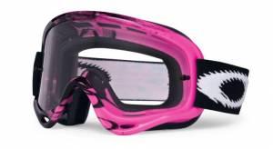 Oakley O Frame Goggles - Storm Pink/Black