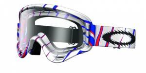 Oakley O Frame Goggles - Razors Edge Patriotic