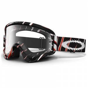 Oakley O Frame Goggles - Razors Edge Red/Black