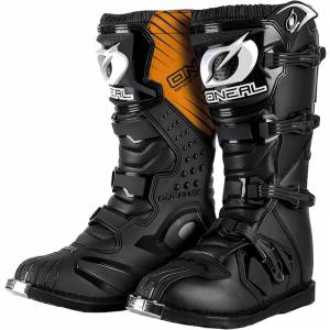 ONeal Rider Black Motocross Boots