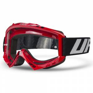 UFO Bullet MX Goggles Red