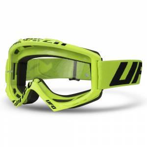 UFO Bullet MX Goggles Neon Yellow