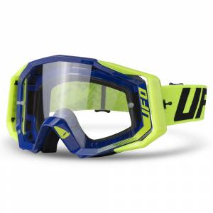 UFO Mystic MX Goggles Blue