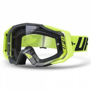UFO Mystic MX Goggles Grey