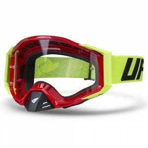UFO Epsilon MX Goggles Red