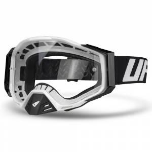 UFO Epsilon MX Goggles White