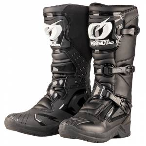 ONeal RSX Black Motocross Boots