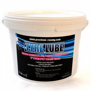 Pro Clean Tyre Lube 2.5 litre