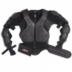 UFO Scorpion Body Armour with Body Belt