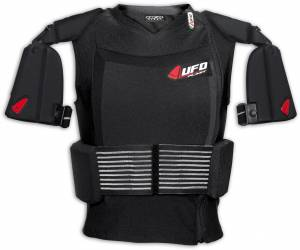 Cyborg Body Armour with Shoulder Guards