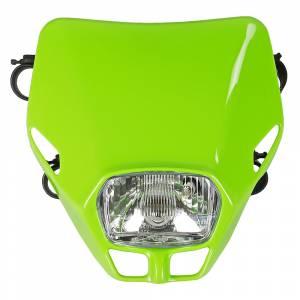 UFO Firefly headlight 12V 35W - Green