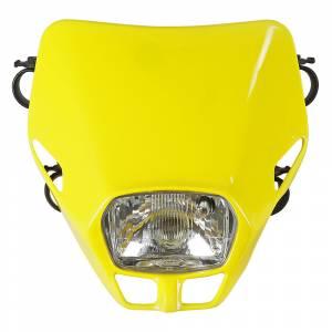 UFO Firefly headlight 12V 35W - Yellow