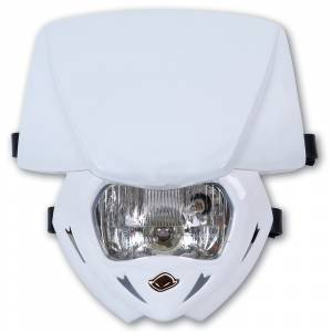 UFO Panther headlight 12V 35W - White