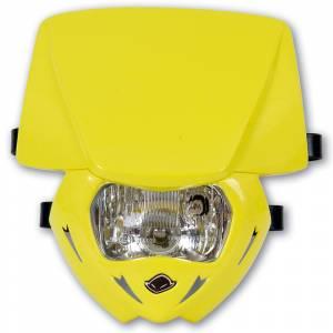 UFO Panther headlight 12V 35W - Yellow