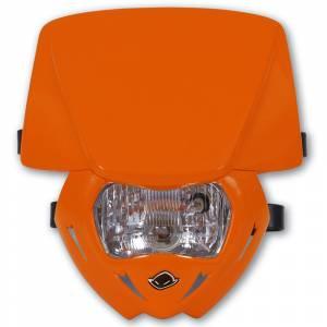UFO Panther headlight 12V 35W - Orange