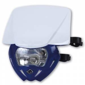 UFO Panther headlight 12V 35W - White Blue