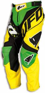UFO Misty Pants - Green Yellow