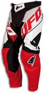 UFO Misty Pants - White Black Red