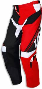 UFO Cluster Motocross Pants in Red