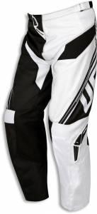 UFO Cluster Motocross Pants in Black White