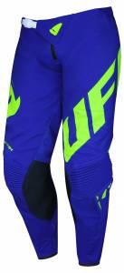 UFO Blue Slim Egon MX Pants