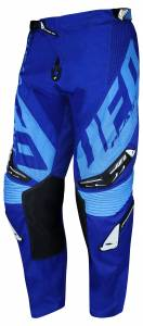 UFO Kids Mizar Blue Light Blue Motocross Pants