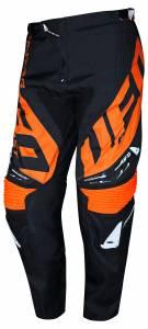 UFO Kids Mizar Orange Black Motocross Pants