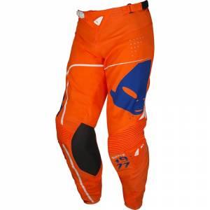 Slim Sharp Orange MX Enduro Pants