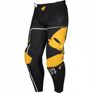 Slim Sharp Black MX Enduro Pants