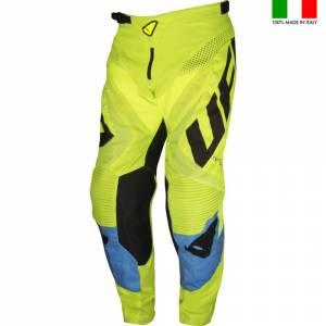 UFO Division Neon Yellow Motocross Pants